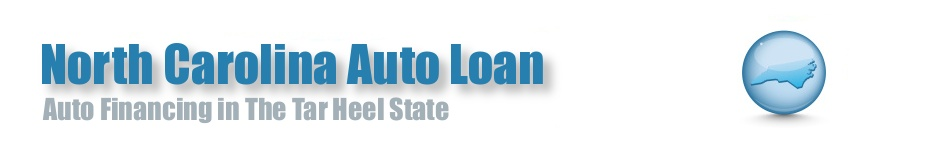 NC Auto Loan • NC Car Loans